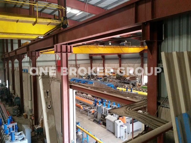Fitted Industrial Warehouse in Al Quoz