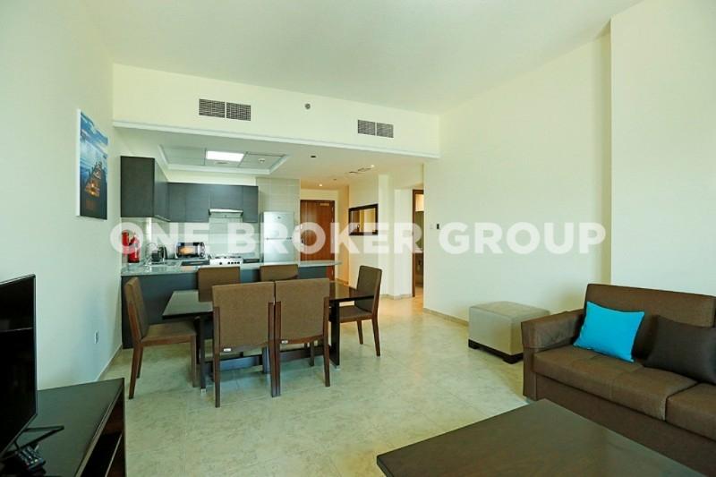 Furnished 1 Bedroom apt, in Jumeirah Village Triangle Dubai