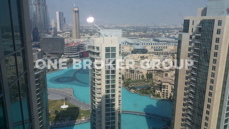 1 BR Apt,Full Burj and Fountain Views
