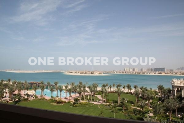 Luxury Furnished Apt with Sea View