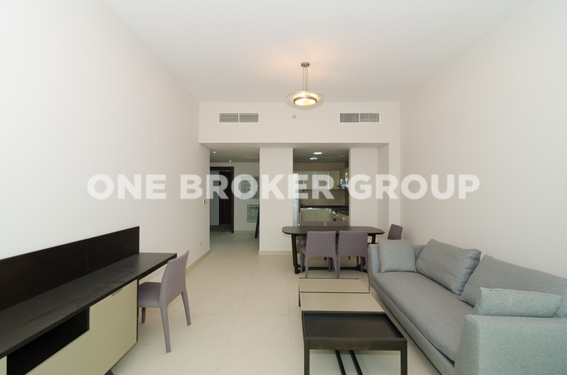 Move in Ready Furnished 2BR Apt Sea View