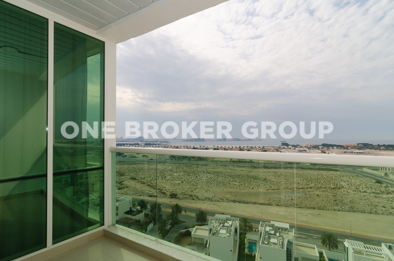 04Series Furnished 2BR Apt,Full Sea View