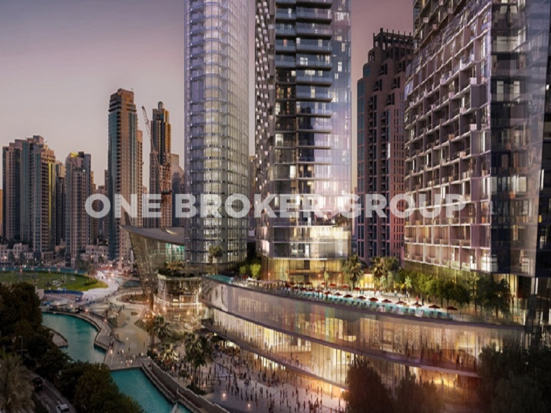 Off Plan, Exclusive Premium 2BR In  Dubai Opera