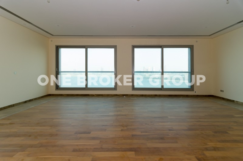 EXCLUSIVE, 5BR Penthouse, Full Sea View