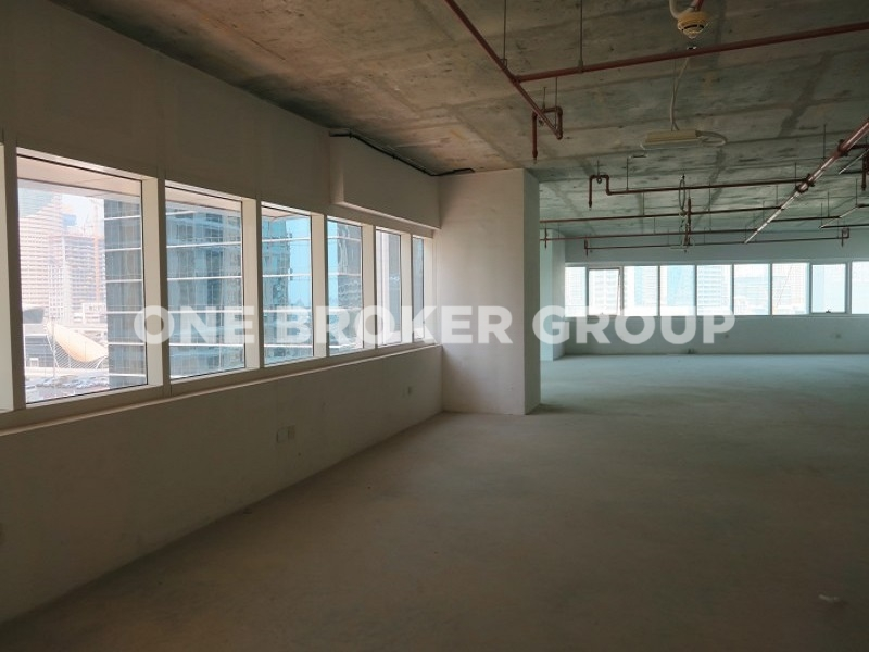 Exclusive, Shell and Core Office Space,Hds Tower