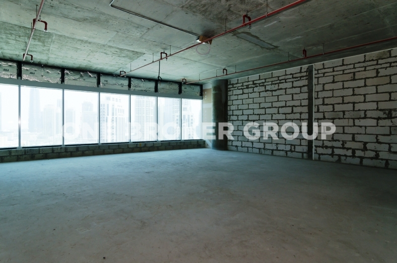 Full Burj Khalifa view,Fitted Office,Prime Tower