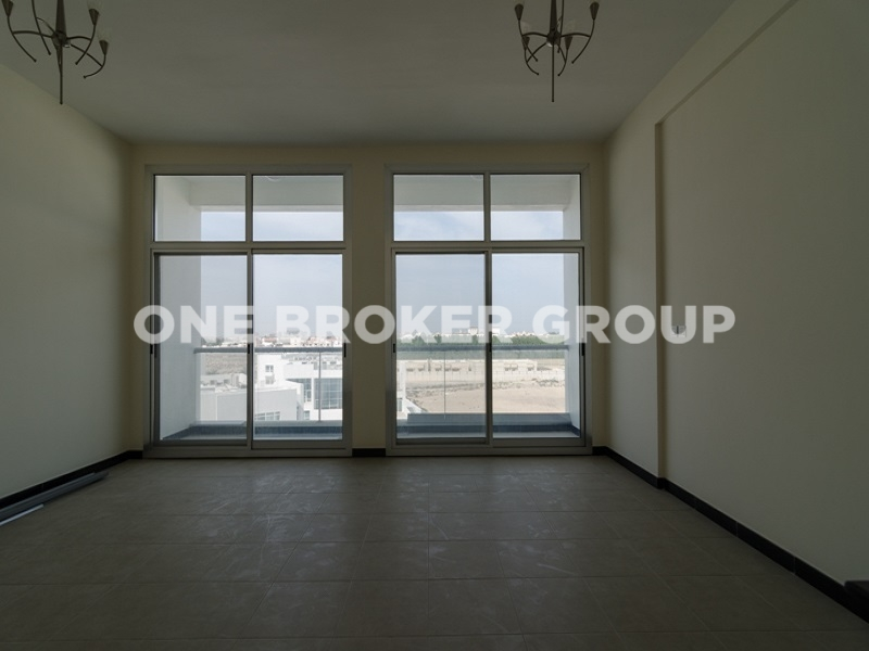 Ready to Move in 2BR Apt,4 Chqs Accepted