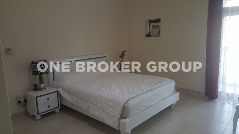2BR with Large Terrace, Well Maintained