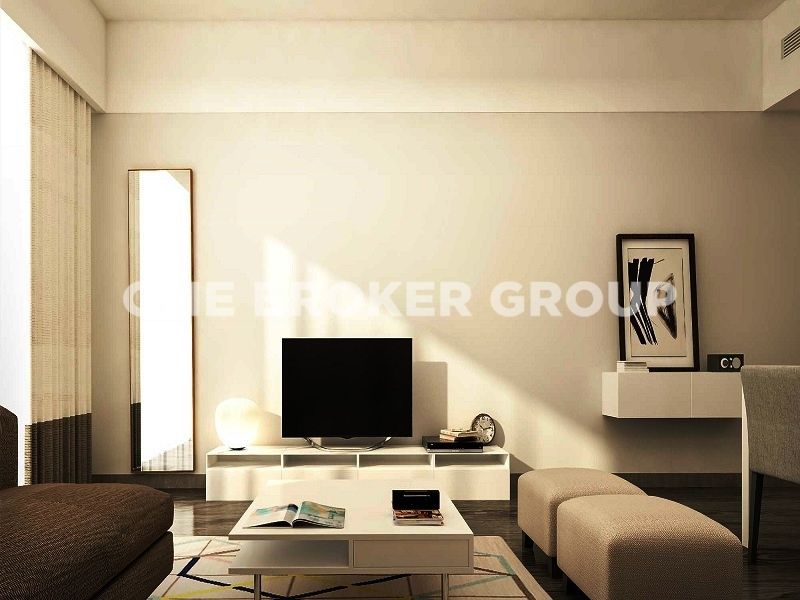 Luxury Fully Furnished 1BR,Ready by 2018