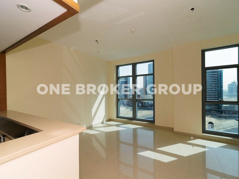 Vacant, 1BR plus Study,Business Bay View
