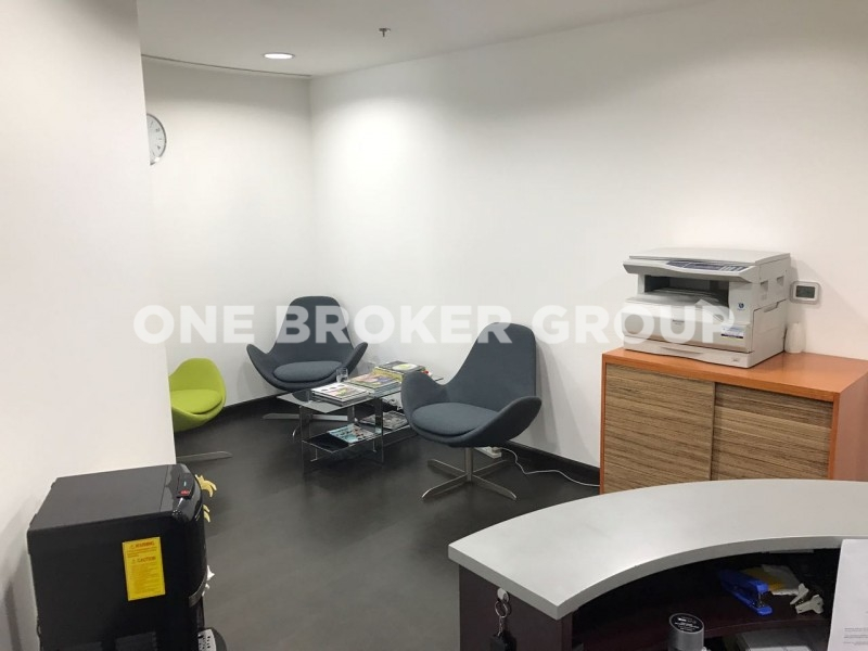Furnished Office Opposite to Dubai Metro