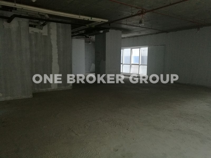 Latifa Tower,Jumeirah View,Shell and Core,Negotiable