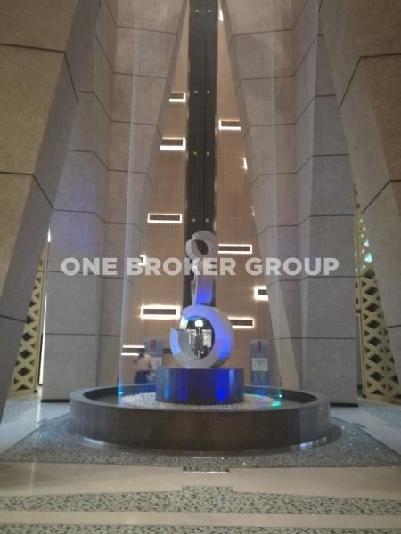 Latifa Tower,Jumeirah View,Shell and Core,Negotiable