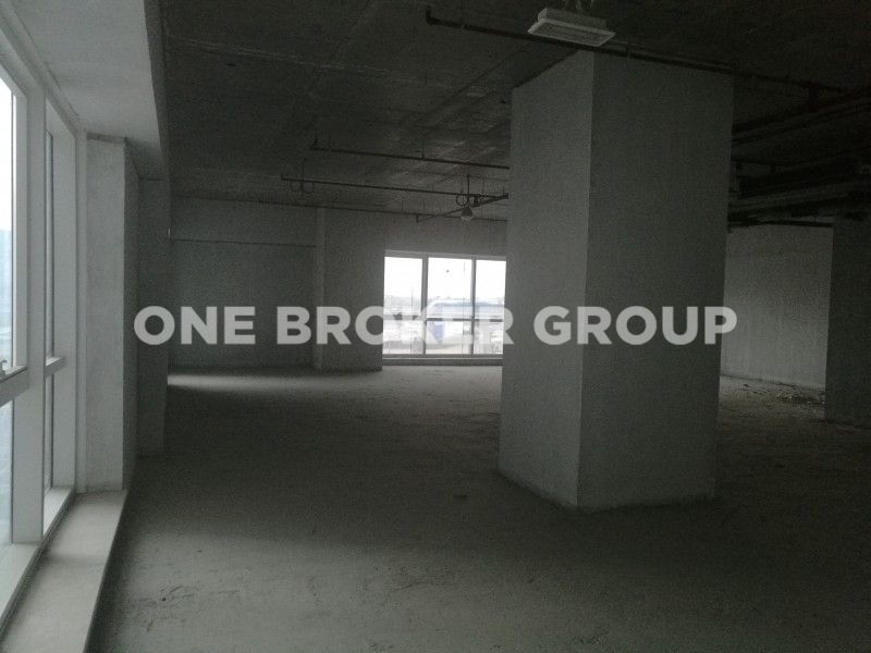 Duplex Shell and Core Office Space,Latifa Tower