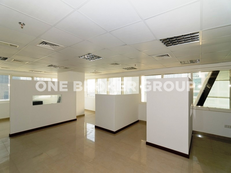 High Quality Fitted Office, Marina View