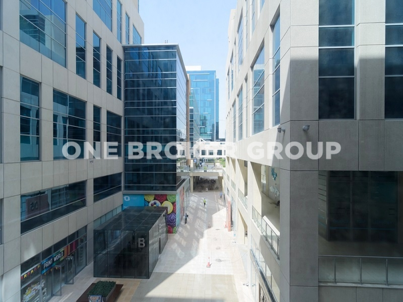 Huge Space Fitted Office in Bay Square
