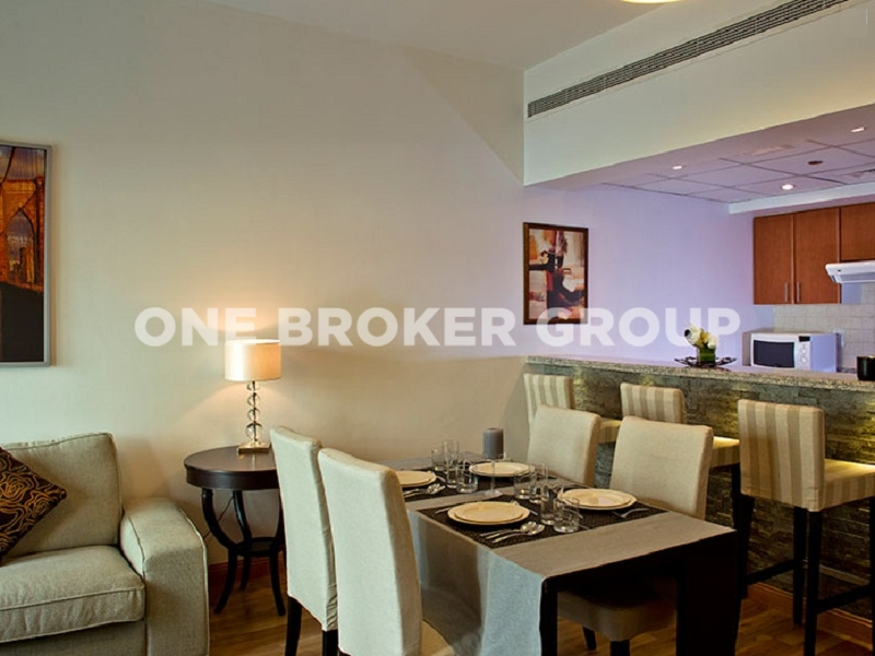 Excellent Investment Opportunity, Furnished 1BR