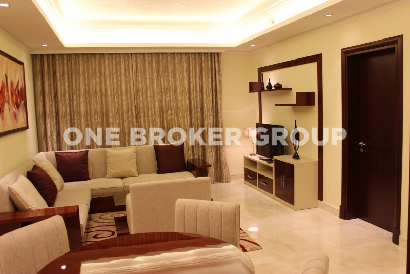 Stunning Sea view,Luxury Furnished Apt.