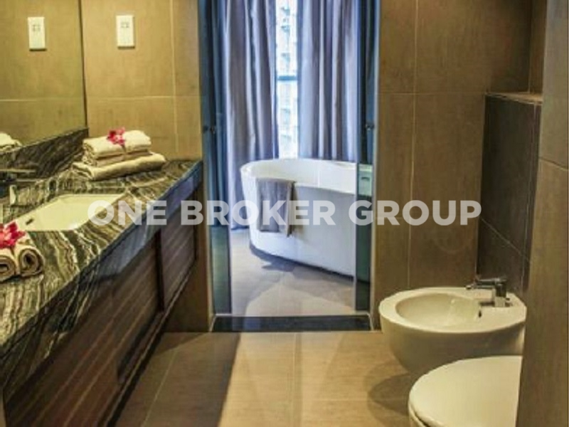Brand New 1BR, Vacant,Pool and City View