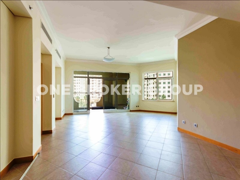 Chic and Classy 3BR with Balcony, Vacant