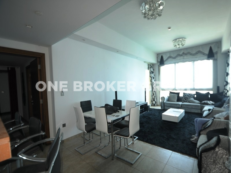 Furnished 3BR plus Maids, Type B, Vacant