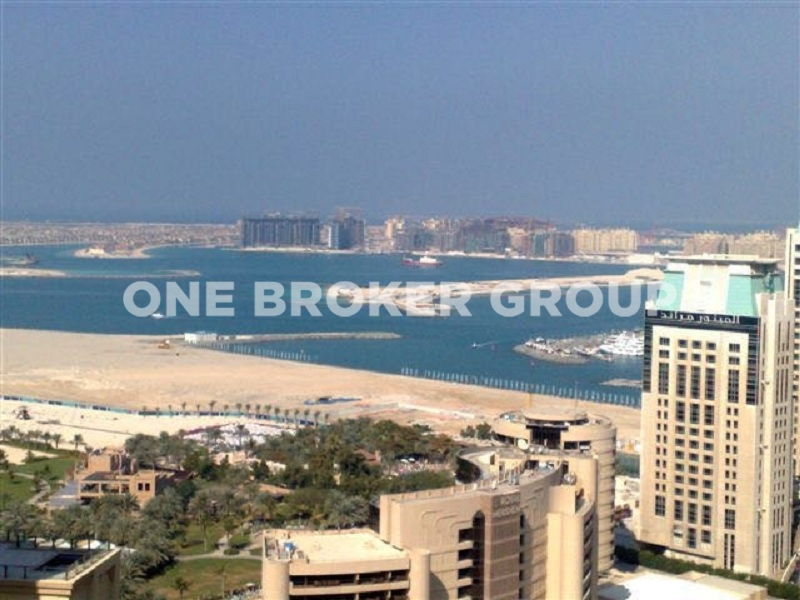 3BR plus maids, Sea view,Fully Furnished