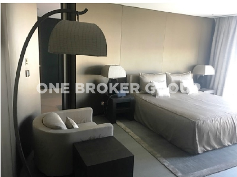 Luxurious style 1BR in Armani Residences