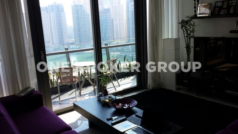 Full Marina View, Vacant Apartment 1 Bed