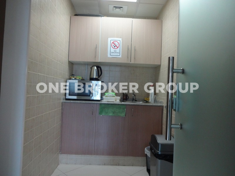 Fully Fitted Office Beside Metro Station