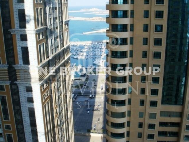 Full Sea View 2 Bed Apt in Dubai Marina