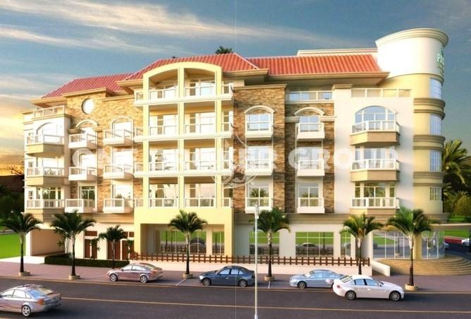Spacious Studio Apartment with Balcony