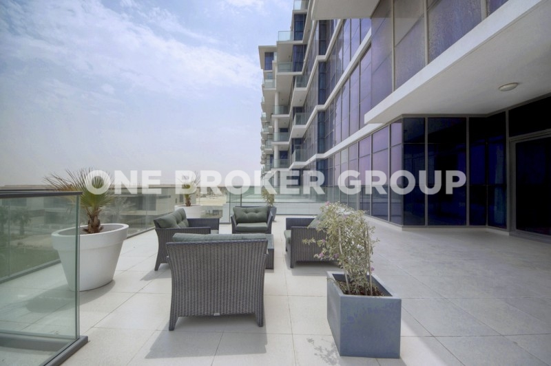 Ready to Move in | 3 BR| Damac Hills Apt