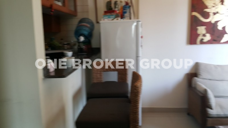 Fully Furnished 1BR apt with 2 Balconies