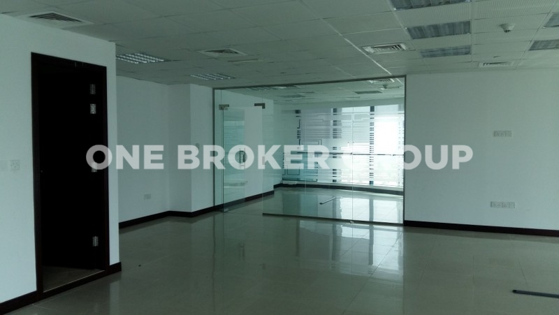 Fitted Office Space in Jumeirah Bay X3