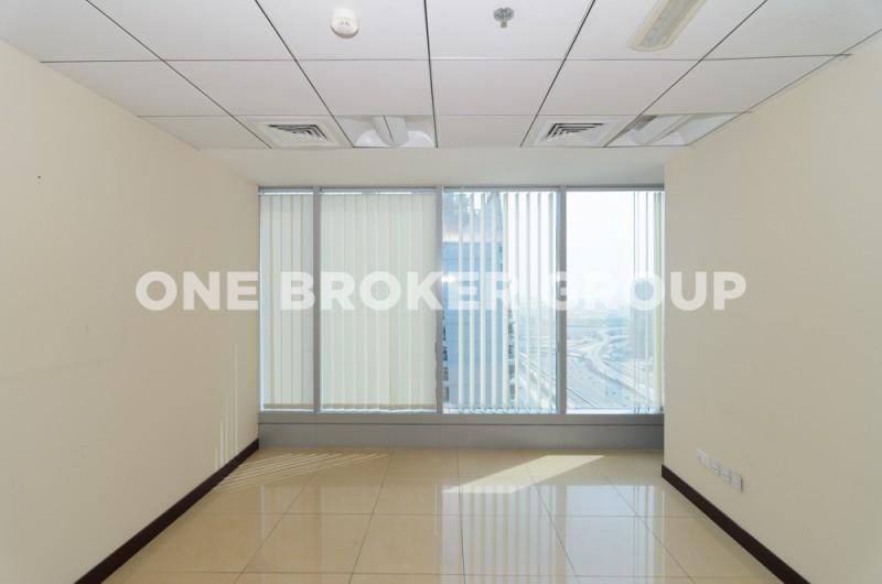 High Floor, Full Floor,Fitted Office,JLT