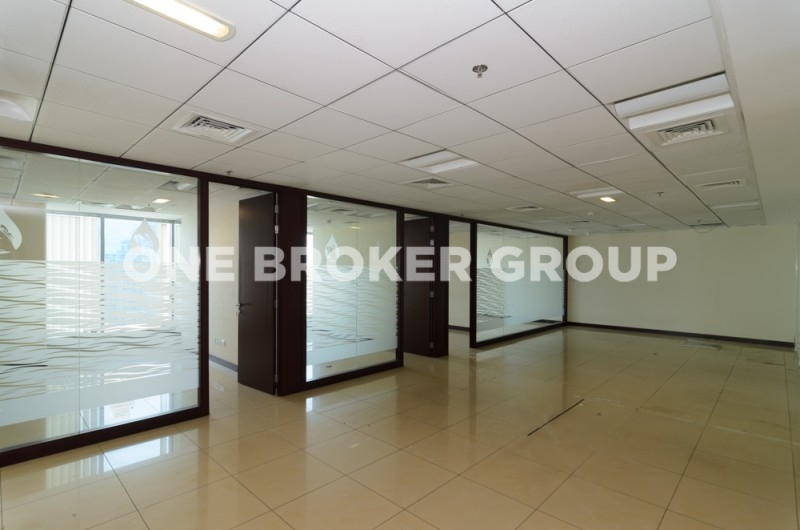High Floor, Full Floor,Fitted Office,JLT