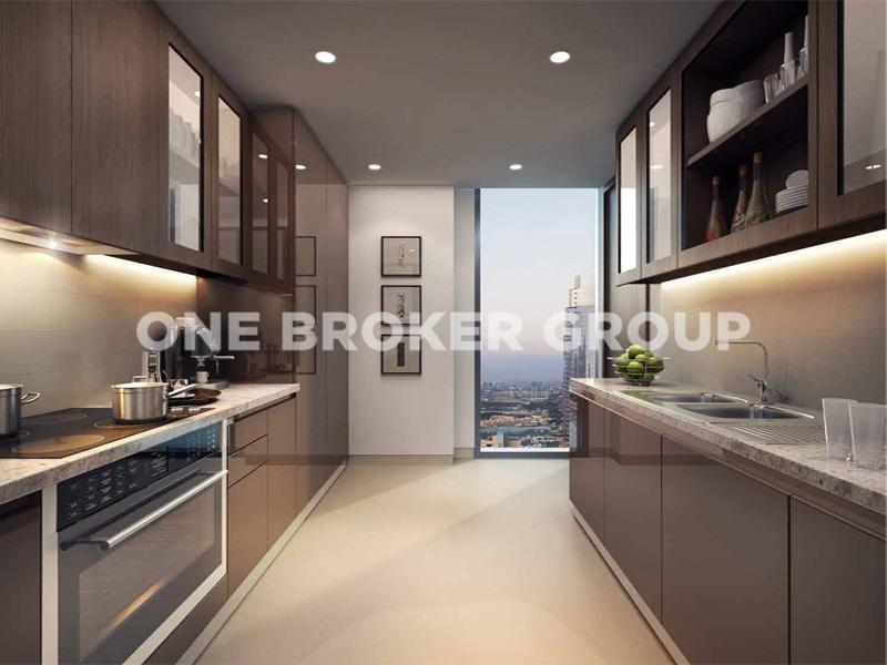 Higher floor l 2 BR Boulevard Heights T1