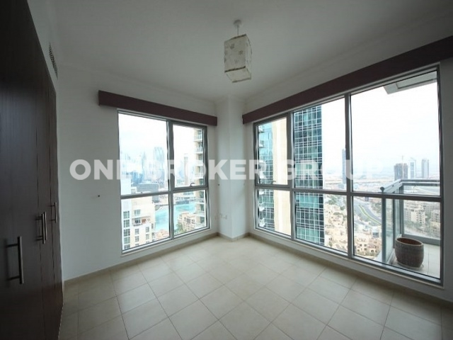 Unfurnished 2 BR with Neighborhood View