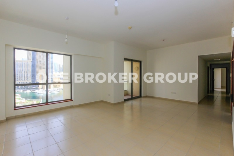 Sea View, Well Maintained 3 Bed Apt, JBR