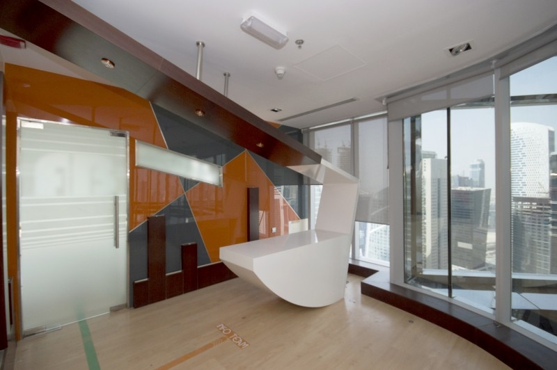 Corner Office|High Floor|Panoramic View