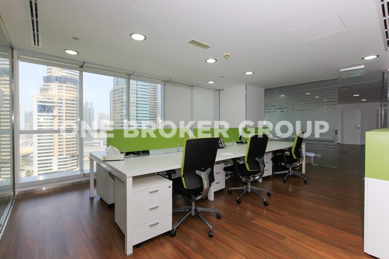 Bright and Fully Fitted Offices in JBC 2