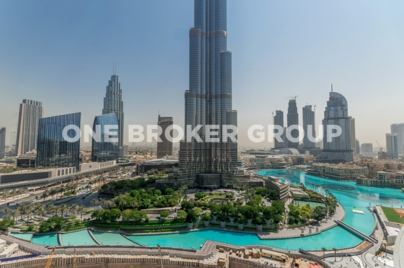 Burj Khalifa View 2 Bed Apt in Standpoint