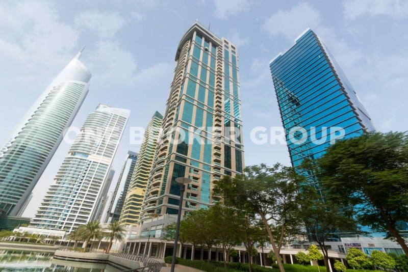 Fitted Office Available in Goldcrest JLT