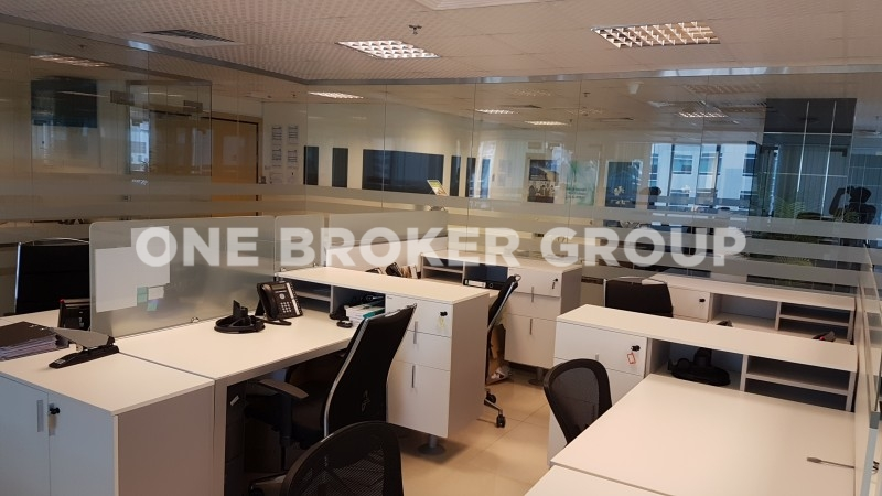 Fully Fitted Office Space in JBC 5, JLT