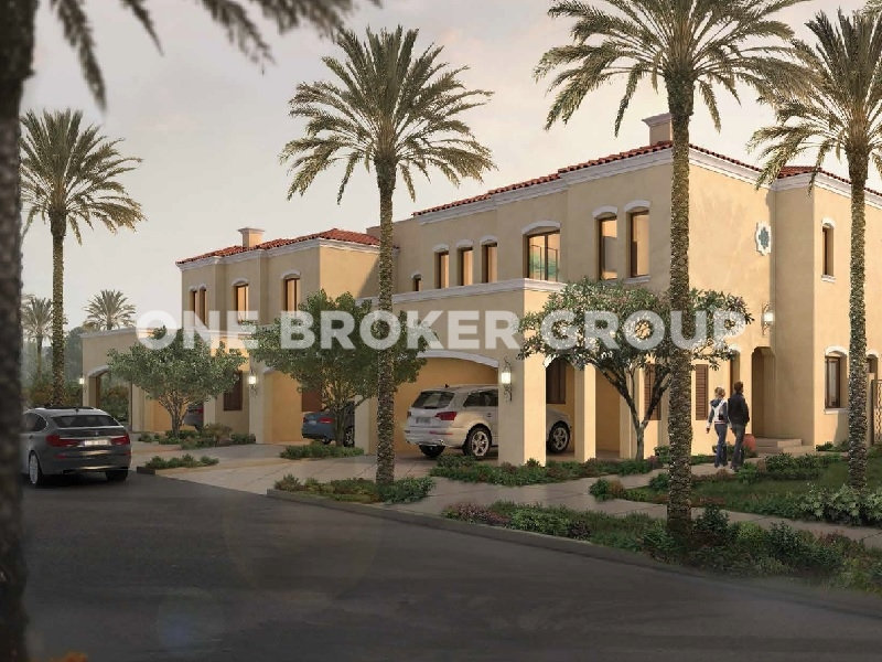 3BR+M Semi Detached In Casa Dora Serena