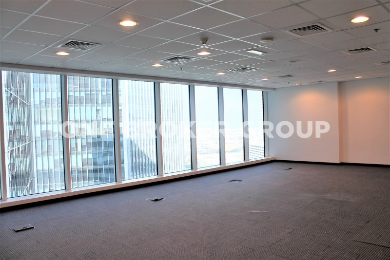 Fitted and Large Office Space , Sea View