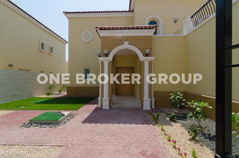 Ready to Move in 4 BR Legacy Small Villa