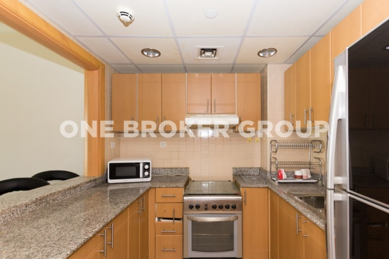 The Cheapest 1BR+Hall Flat in Coral Res.