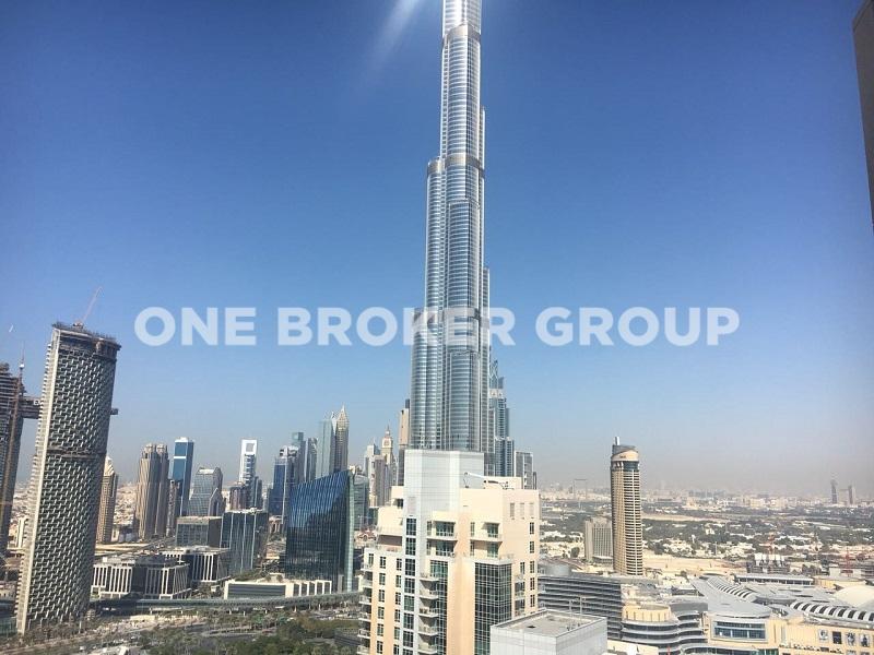 High floor Burj Khalifa,Fountain view Apt