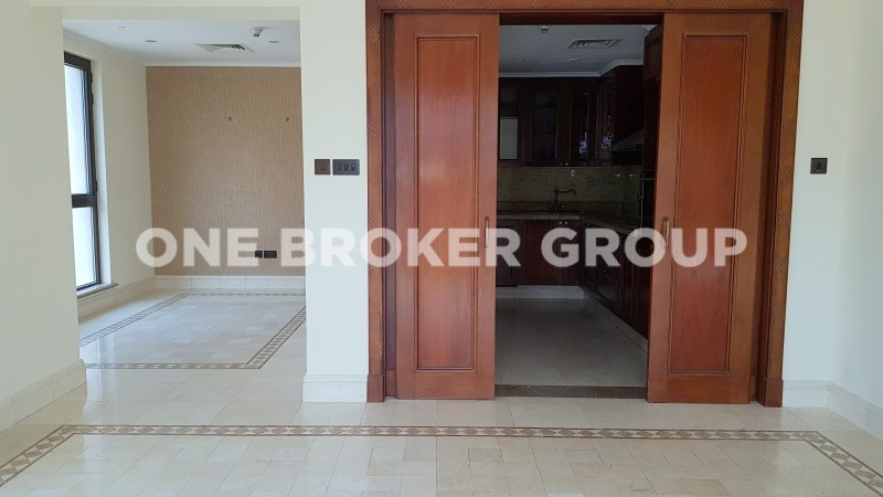 3 Bed + Maids Apt| High Floor | Vacant